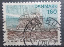 Poštovní známka Dánsko 1981 Opager Mi# 735