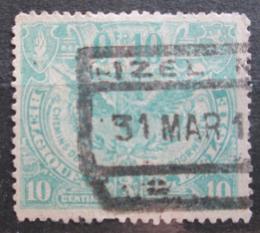 Poštovní známka Belgie 1920 Železnièní Mi# 79