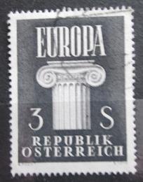 Poštovní známka Rakousko 1960 Jednotná Evropa Mi# 1081