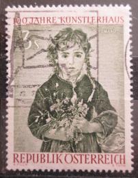 Poštovní známka Rakousko 1961 Umìní, Anton Romako Mi# 1089