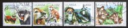 Poštovní známky Uganda 2012 Primáti Mi# 2815-18 Kat 13€