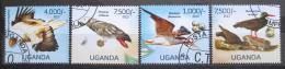 Poštovní známky Uganda 2013 Ptáci Mi# 3010-13 Kat 24€
