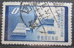 Poštovní známka Taiwan 1958 Budovy UNESCO Mi# 304