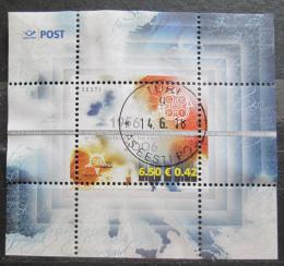 Poštovní známka Estonsko 2006 Evropa CEPT, 50. výroèí Mi# Block 24