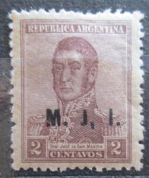 Argentina 1920 Jose de San Martin pøetisk SC# OD203