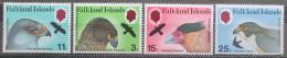 Poštovní známky Falklandské ostrovy 1980 Ptáci Mi# 308-11