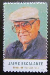 Poštovní známka USA 2016 Jaime Alfonso Escalante Mi# 5294