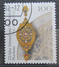 Poštovní známka Nìmecko 1992 Klenotnický prùmysl Mi# 1628