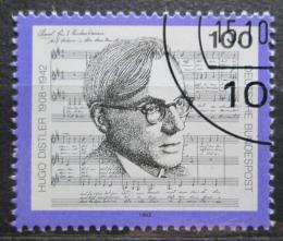 Poštovní známka Nìmecko 1992 Hugo Distler, skladatel Mi# 1637