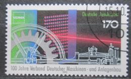 Poštovní známka Nìmecko 1992 Asociace stavitelù Mi# 1636