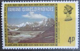 Poštovní známka Falklandské ostrovy Dep. 1980 Gulbrandsen Mi# 81 I