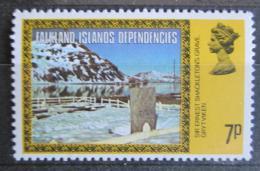 Poštovní známka Falklandské ostrovy Dep. 1980 Cumberland East Bay Mi# 84 I