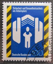 Poštovní známka Nìmecko 1993 Zdraví a bezpeènost v práci Mi# 1649