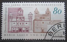 Poštovní známka Nìmecko 1993 Benediktínské opatství Maria Laach Mi# 1671