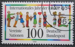 Poštovní známka Nìmecko 1994 Mezinárodní rok rodiny Mi# 1711