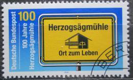 Poštovní známka Nìmecko 1994 Organizace sociálního blahobytu Mi# 1740