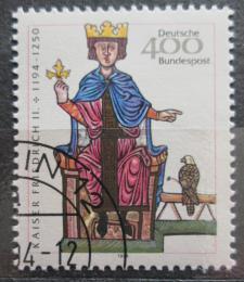Poštovní známka Nìmecko 1994 Král Friedrich II. Mi# 1738