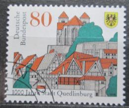 Poštovní známka Nìmecko 1994 Quedlinburg milénium Mi# 1765