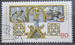 Poštovní známka Nìmecko 1995 Øezno, 750. výroèí Mi# 1786