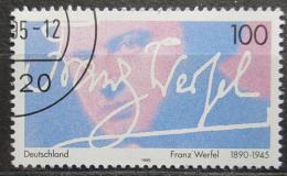 Poštovní známka Nìmecko 1995 Franz Werfel, spisovatel Mi# 1813