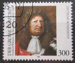 Poštovní známka Nìmecko 1995 Frederick William Mi# 1781