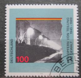 Poštovní známka Nìmecko 1995 Obìti rozdìlení Nìmecka Mi# 1830