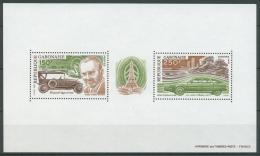 Poštovní známky Gabon 1978 Automobily Citroen Mi# Block 33 Kat 20€