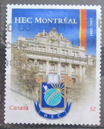 Poštovní známka Kanada 2007 Univerzita Montreal, 100. výroèí Mi# 2397