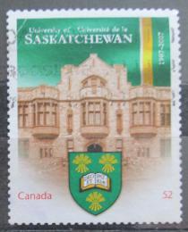 Poštovní známka Kanada 2007 Univerzita Saskatchewan, 100. výroèí Mi# 2400