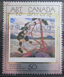 Poštovní známka Kanada 1990 Umìní, Tom Thomson Mi# 1178