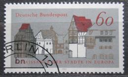 Poštovní známka Nìmecko 1981 Renesance mìst Mi# 1084