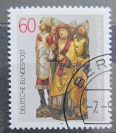 Poštovní známka Nìmecko 1981 Umìní, Tilman Riemenschneider Mi# 1099
