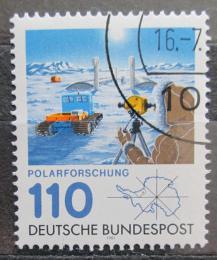 Poštovní známka Nìmecko 1981 Polární výzkum Mi# 1100
