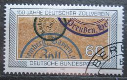 Poštovní známka Nìmecko 1983 Celní unie Mi# 1195