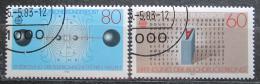 Poštovní známky Nìmecko 1983 Evropa CEPT, objevy Mi# 1175-76