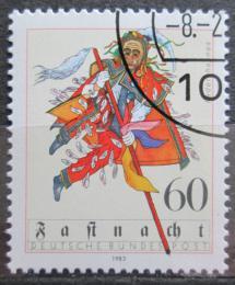Poštovní známka Nìmecko 1983 Karneval Mi# 1167