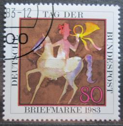 Poštovní známka Nìmecko 1983 Den známek Mi# 1192