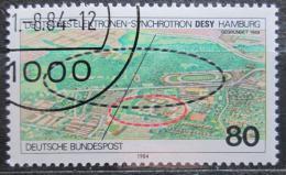 Poštovní známka Nìmecko 1984 Výzkumné centrum Mi# 1221