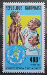 Poštovní známka Gabon 1990 Svìtový den zdraví Mi# 1063 Kat 4.60€