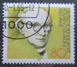 Poštovní známka Nìmecko 1985 Romano Guardini, teolog Mi# 1237