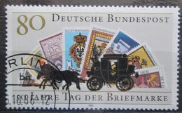 Poštovní známka Nìmecko 1986 Den známek Mi# 1300