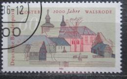 Poštovní známka Nìmecko 1986 Univerzita Heidelberg Mi# 1299