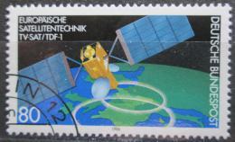 Poštovní známka Nìmecko 1986 Satelitní technologie Mi# 1290