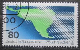 Poštovní známka Nìmecko 1986 Latinská Amerika Mi# 1302
