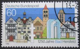 Poštovní známka Nìmecko 1986 Bad Hersfeld, 1250. výroèí Mi# 1271