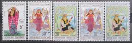 Poštovní známky Tunisko 1962 Národní kroje Mi# 600-04