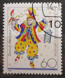 Poštovní známka Nìmecko 1988 Míšeòský karneval Mi# 1349
