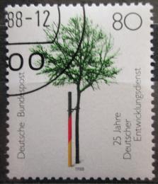 Poštovní známka Nìmecko 1988 Služby dobrovolníkù Mi# 1373