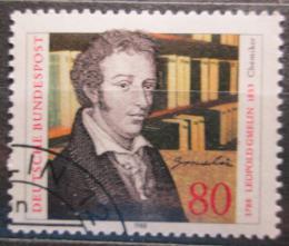 Poštovní známka Nìmecko 1988 Leopold Gmelin, chemik Mi# 1377
