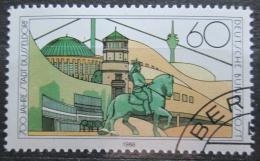Poštovní známka Nìmecko 1988 Düsseldorf, 700. výroèí Mi# 1369